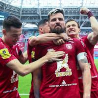 «Рубин», «Спартак», «Сочи» и «Химки» сыграют на предсезонном турнире в Москве