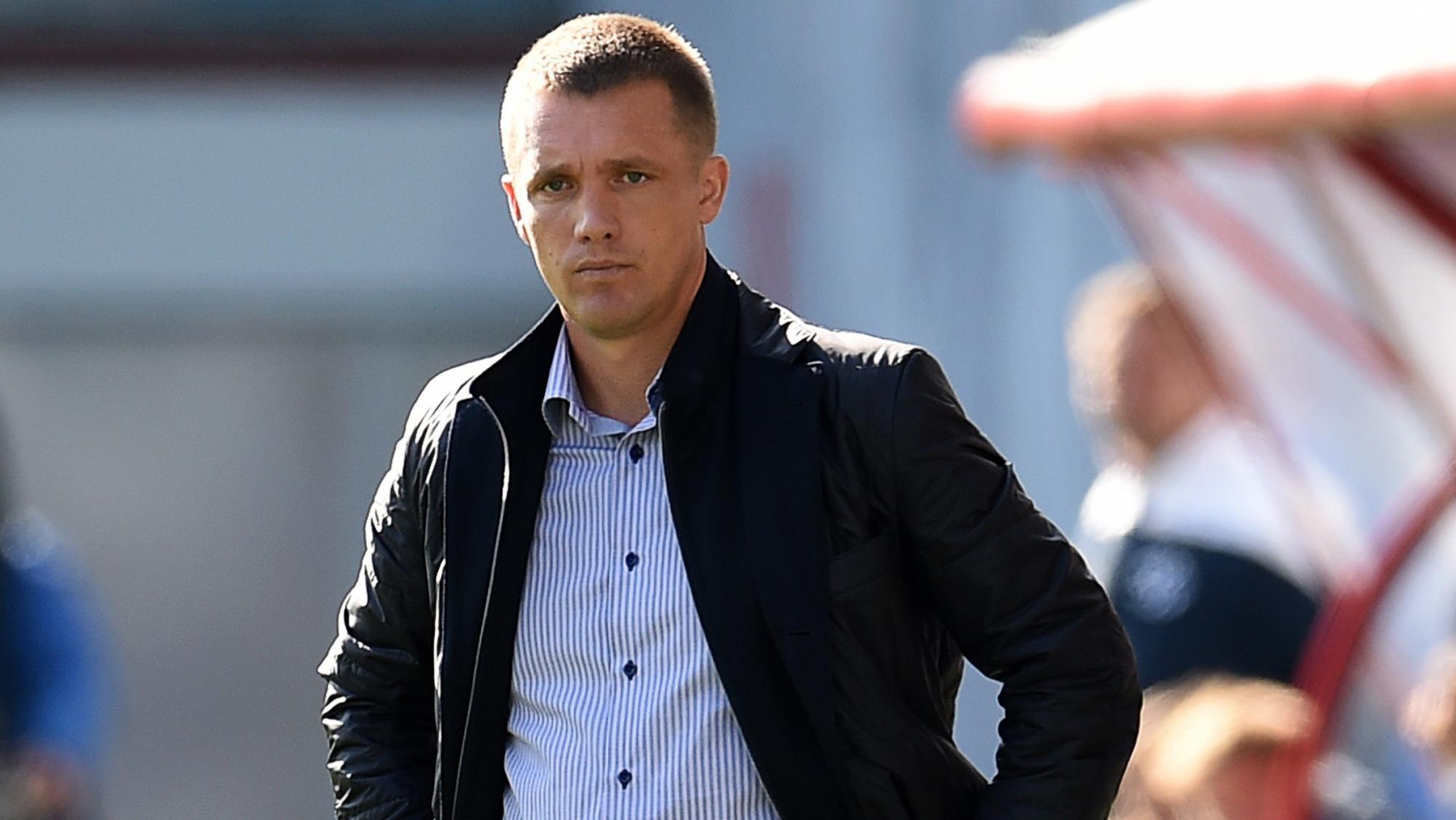 Виктор Ганчаренко – главный тренер ФК «Уфа»