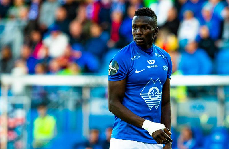Сенегальский защитник «Мольде» Сарр перешел в «Енисей»