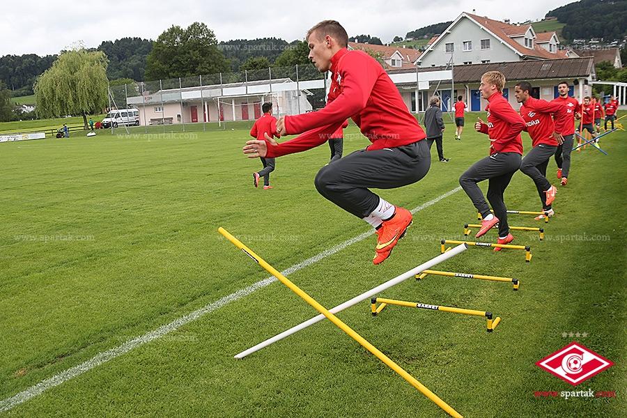 «Спартак» начнет подготовку к новому сезону 18 июня