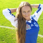 Любовь Елисеева представит «Волгу» на конкурсе «Мисс Премьер-Лига»