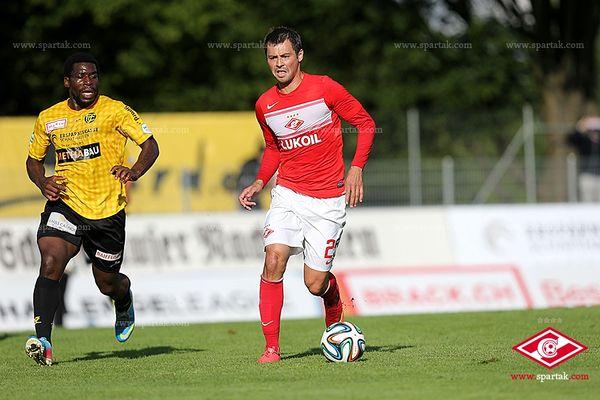 Динияр Билялетдинов продолжит карьеру в «Торпедо»