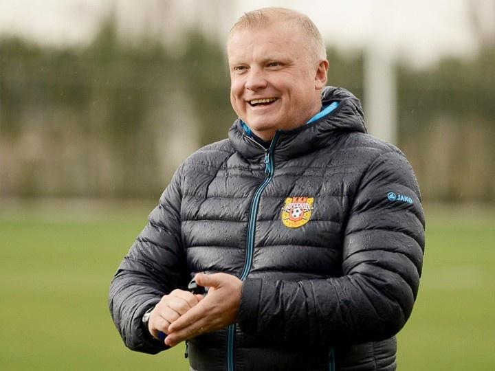 Сергей Кирьяков покинул «Арсенал»