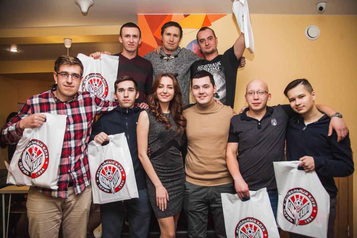 «Амкар» провел турнир по киберфутболу