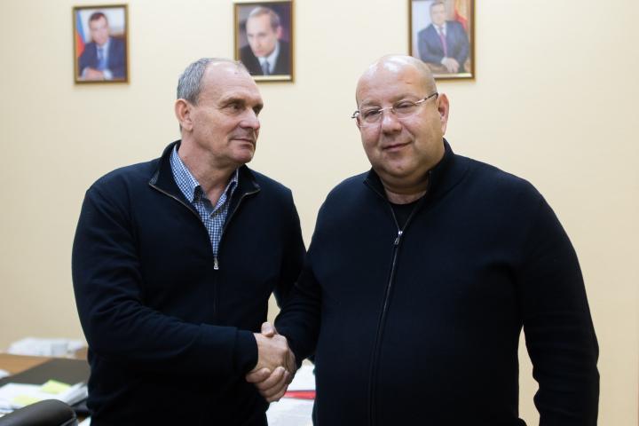 Виталий Кафанов вошел в тренерский штаб «Ростова»