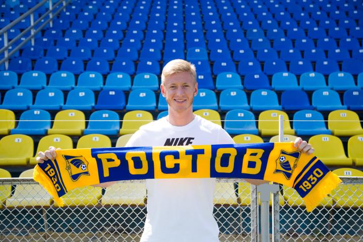 Дмитрий Чистяков перешёл в «Ростов»