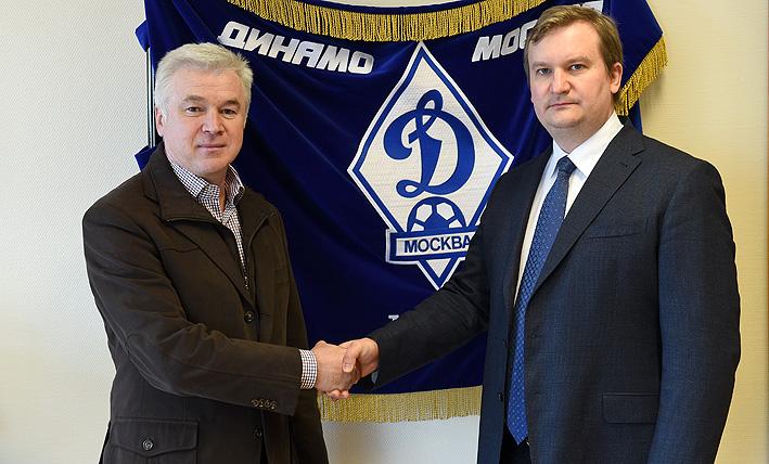 Сергей Силкин – директор по подготовке резерва «Динамо»