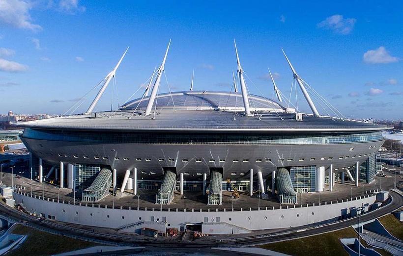 Стадион «Санкт-Петербург» перешел в управление футбольного клуба «Зенит»