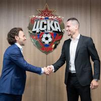Антон Заболотный подписал контракт с ЦСКА