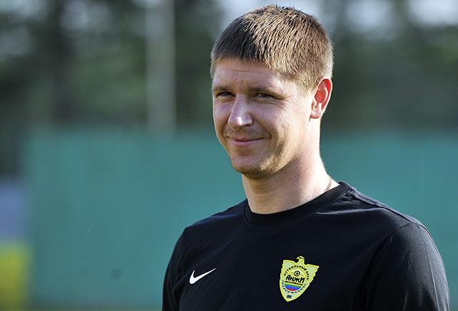 Александр Беленов перешел в «Анжи»
