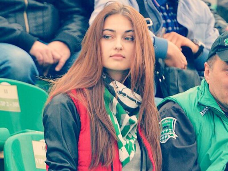 Ольга Еремина поборется за титул «Мисс Премьер–Лига – 2014»