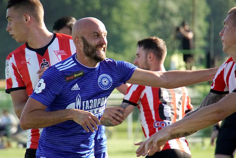 «Оренбург» одержал победу над «Краковией»