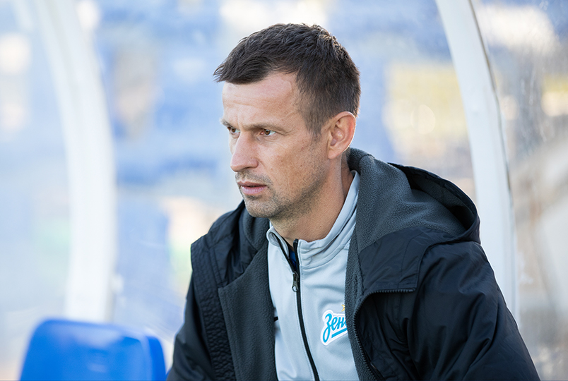 Сергей Семак: «Игра новичков оставила приятное впечатление»