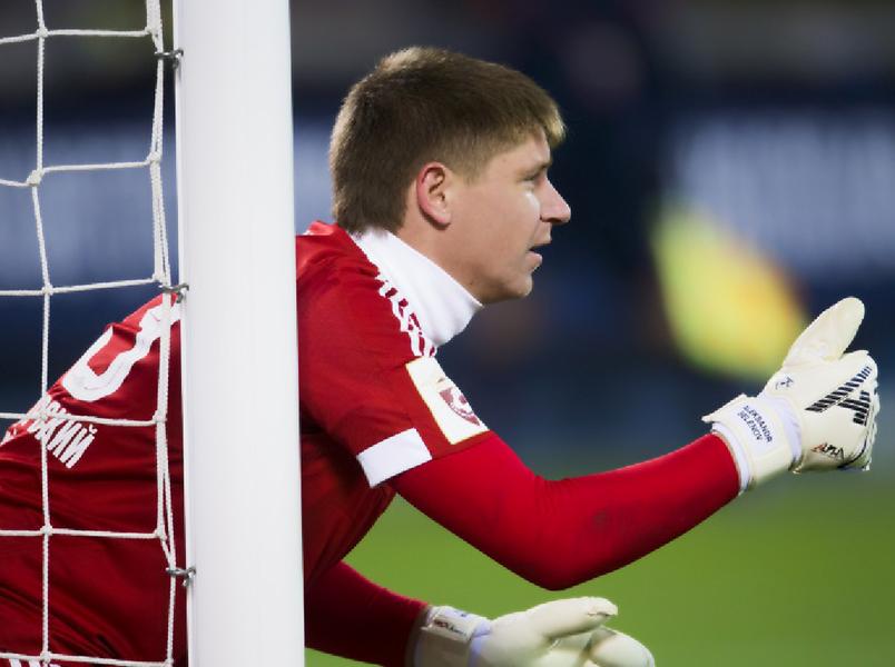 Беленов повторил достижение Юрия Шишкина, отразив четыре пенальти за сезон