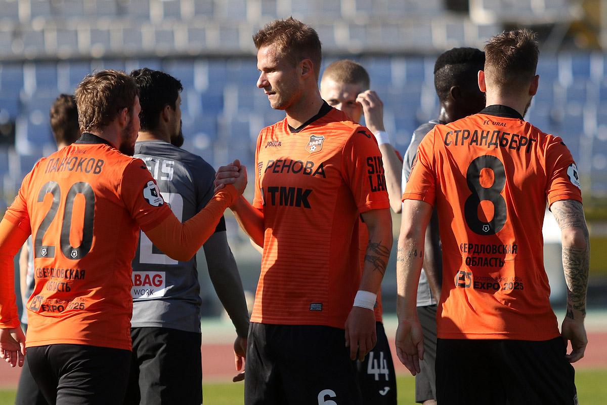 «Урал» обыграл «Левски» и сыграл вничью с «Чукарички»