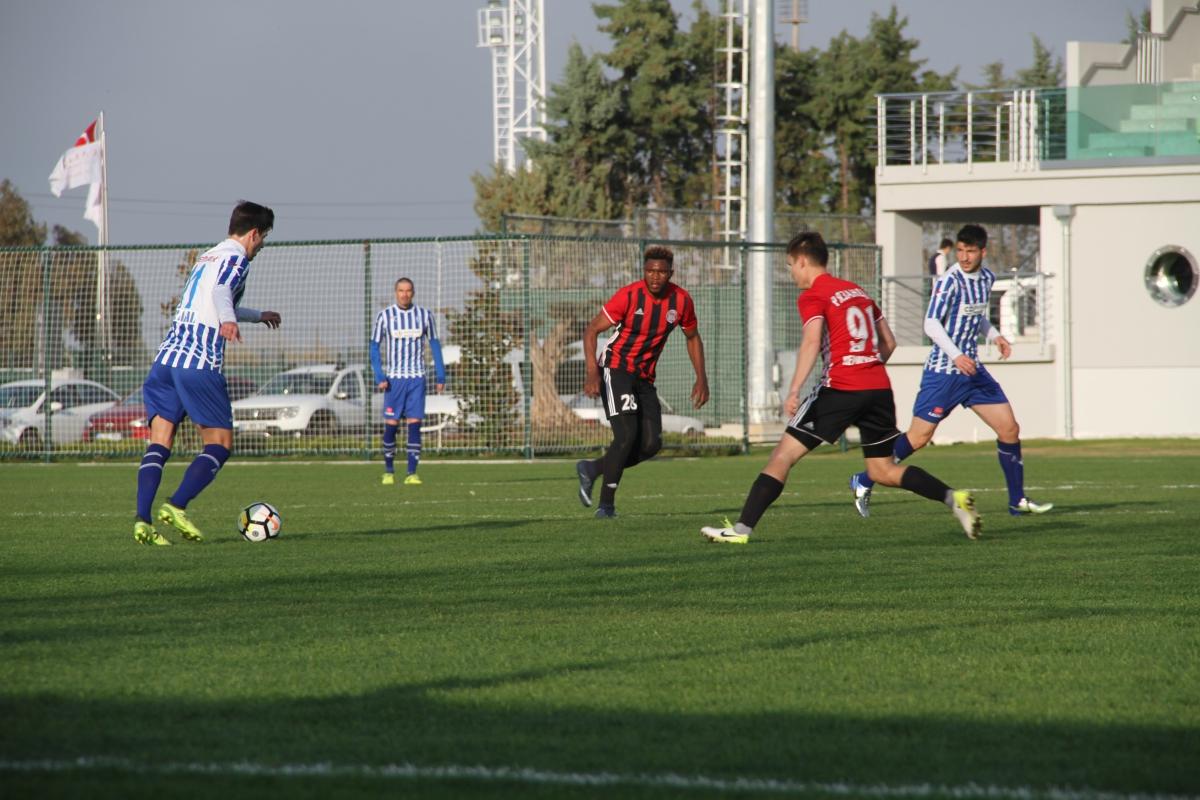 «Амкар» разгромил черногорский клуб