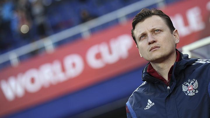 Михаил Галактионов вошёл в тренерский штаб «Терека»