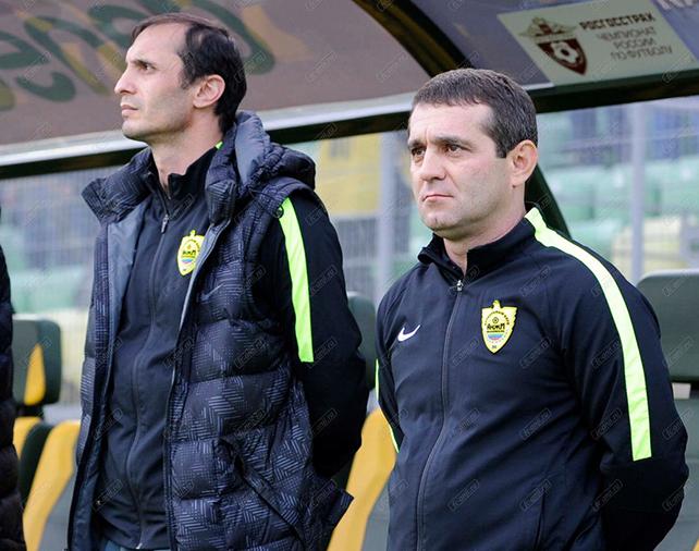 Агаларов и Сирхаев покидают тренерский штаб