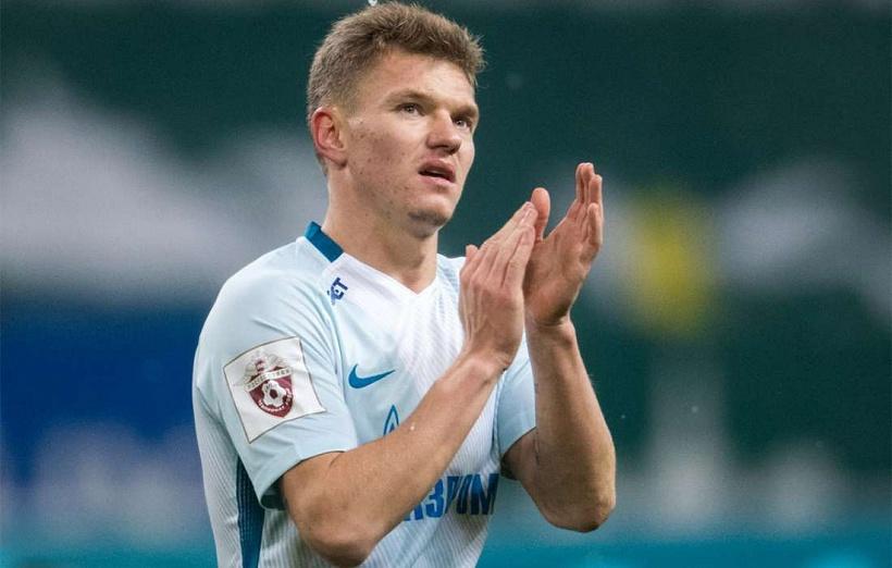 Олег Шатов продолжит сезон в «Краснодаре»