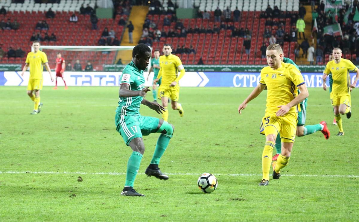 «Ахмат» переиграл «Ростов» в контрольном матче