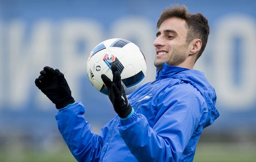 «Зенит» продлил контракт с Маурисио