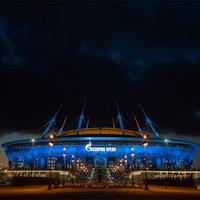 «Газпром Арена» примет ещё три матча группового этапа Евро-2020