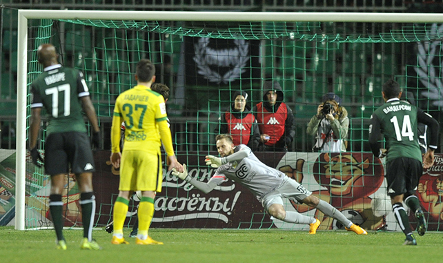 Евгений Помазан: «С моей позиции пенальти даже близко не было»