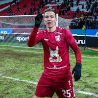 Денис Макаров перешёл из «Рубина» в «Динамо»