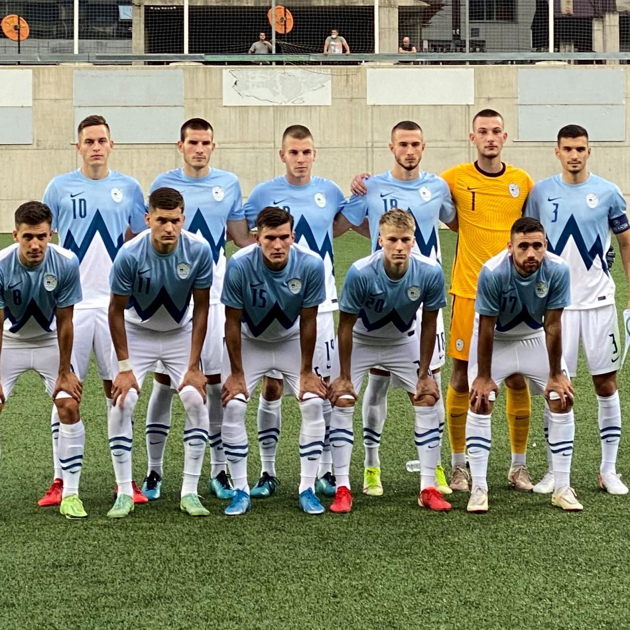 Гол защитника «Химок» Стоиновича помог молодёжной сборной Словении победить Андорру