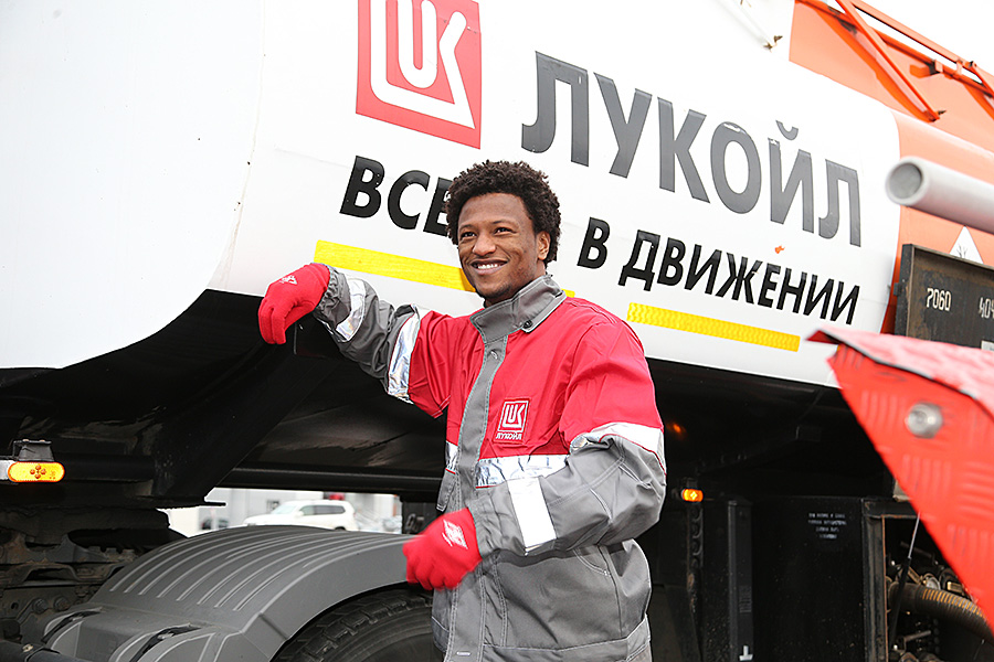 Игроки «Спартака» приняли участие в проекте - «Одна команда»