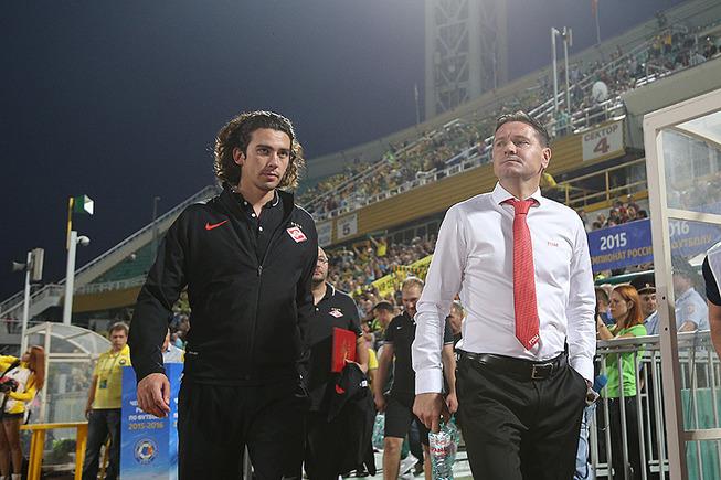 Дмитрий Аленичев о матче с «Кубанью»