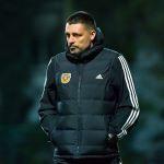Игорь Черевченко подал в отставку с поста главного тренера «Арсенала»