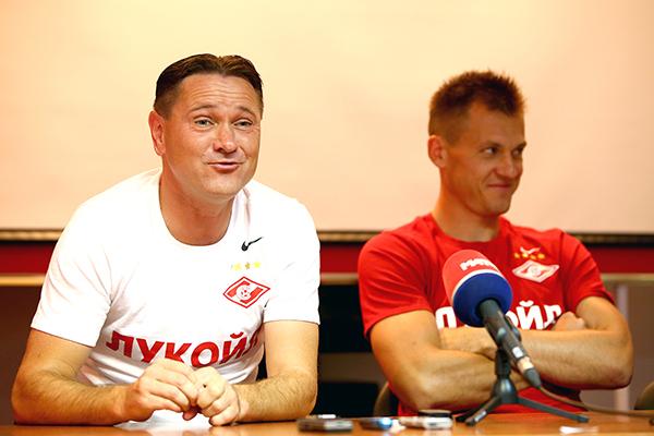 Дмитрий Аленичев: «В матче с АЕКом футболисты будут действовать увереннее»