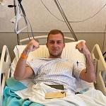 Дмитрий Баринов перенёс операцию на крестообразной связке