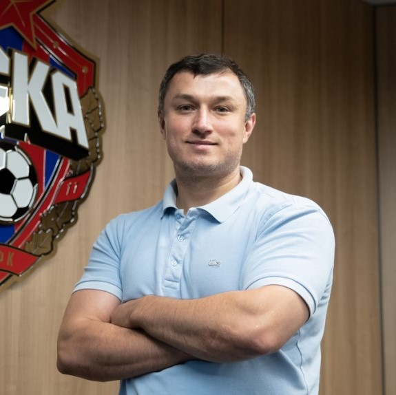 Эдуард Безуглов возглавил медицинский штаб ЦСКА