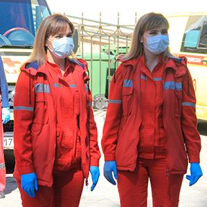 «Сочи» передал 1000 защитных костюмов медицинским учреждениям города