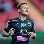 Фёдор Чалов продлил контракт с ЦСКА до конца сезона 2023/24