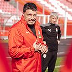 Игорь Черевченко возглавил «Химки»