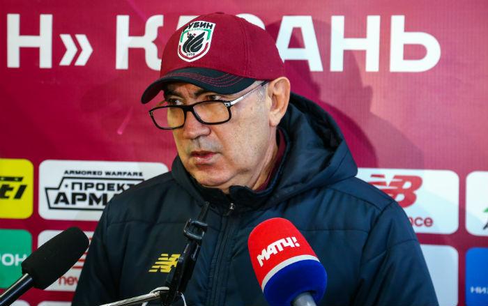 Курбан Бердыев: «Зенит» - команда топ-уровня. Тем интереснее будет матч»