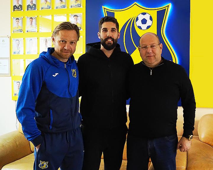 Миха Мевля завершит сезон в «Ростове»