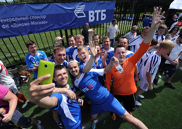 Кубок ВТБ-2015: победа за «ВТБ-24»