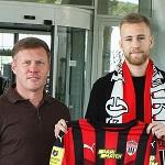 «Химки» объявили о подписании шведского защитника Филипа Дагерстола