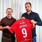 «Рубин» подписал трёхлетний контракт с Джордже Деспотовичем