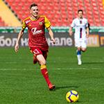 Лука Джорджевич вернулся в «Арсенал»