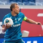 Артём Дзюба продлил контракт с «Зенитом»