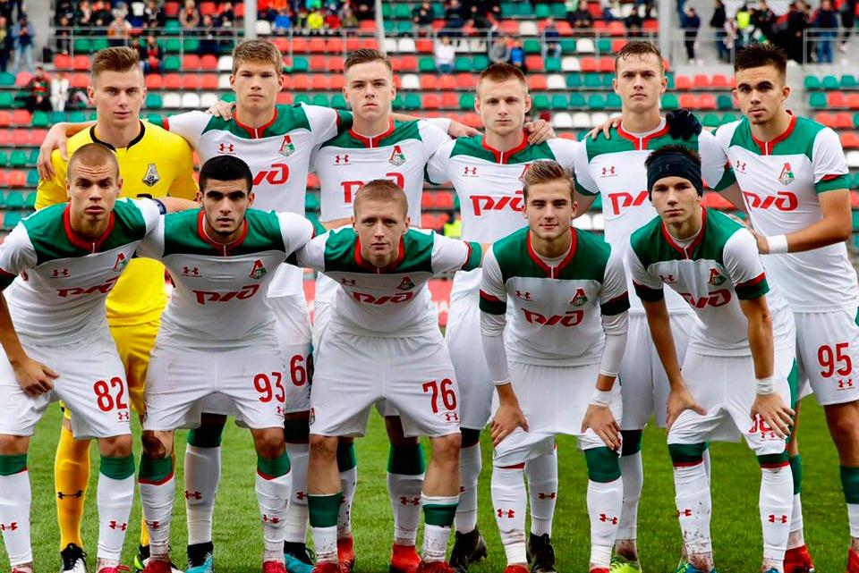 Молодежка «Локомотива» уступила «Атлетико»
