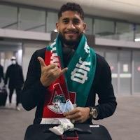 Бразильский защитник Пабло подписал контракт с «Локомотивом»