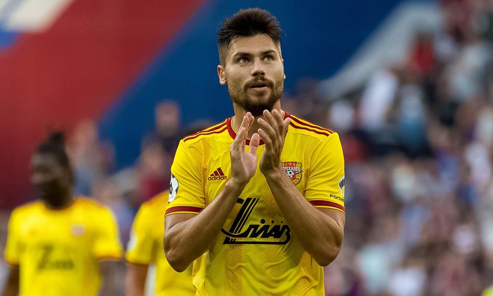 Максим Беляев подписал новое соглашение с «Арсеналом»