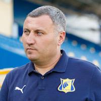 Заур Тедеев – исполняющий обязанности главного тренера «Ростова»