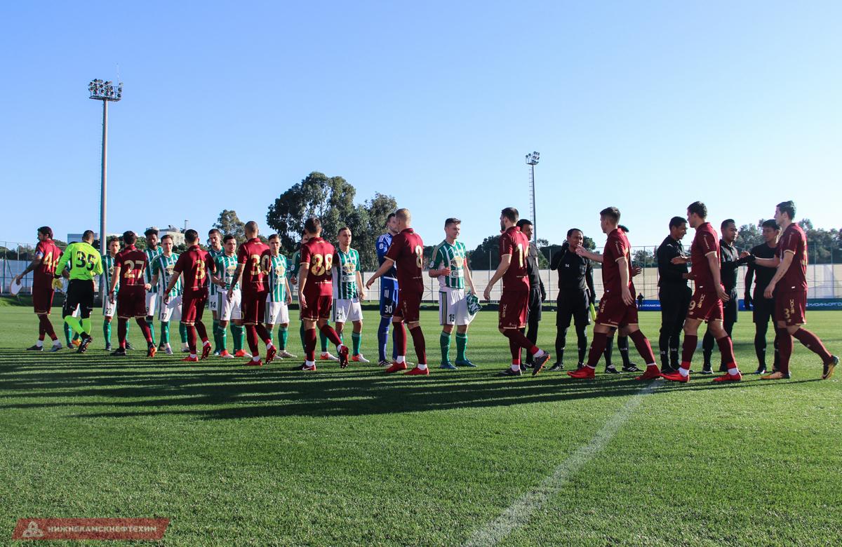 «Рубин» одержал первую победу на турецком сборе
